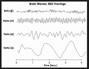 EEG brain waves for neurofeedback
