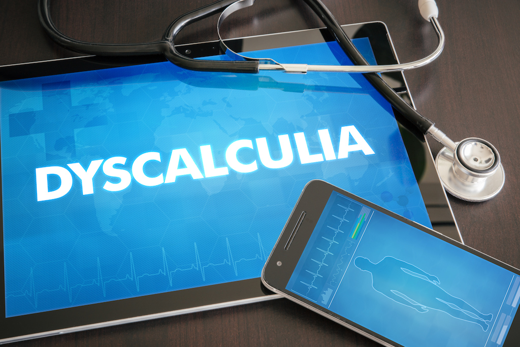 Dyscalculia assessment and diagnosis