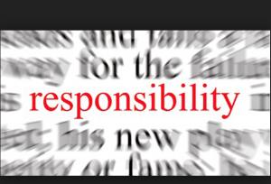 Responsibility ADHD