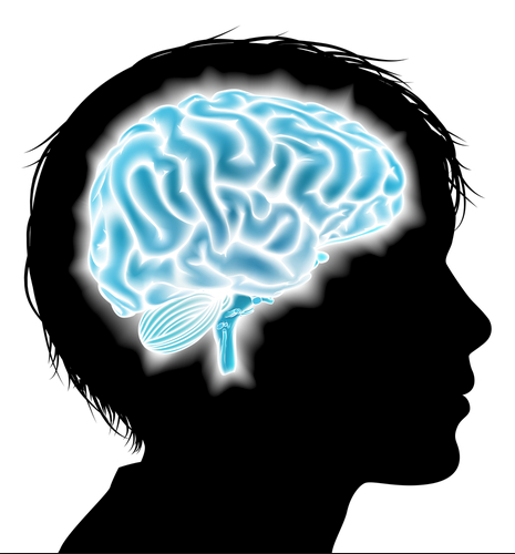 Child resilience brain